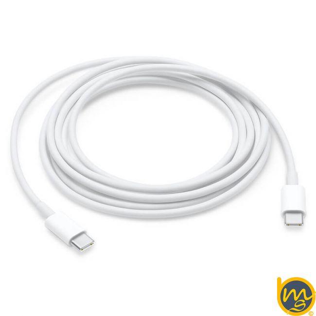 کابل شارژ (تبديل) USB-C به Type-C اپل اصلی (اورجینال اپل استور)