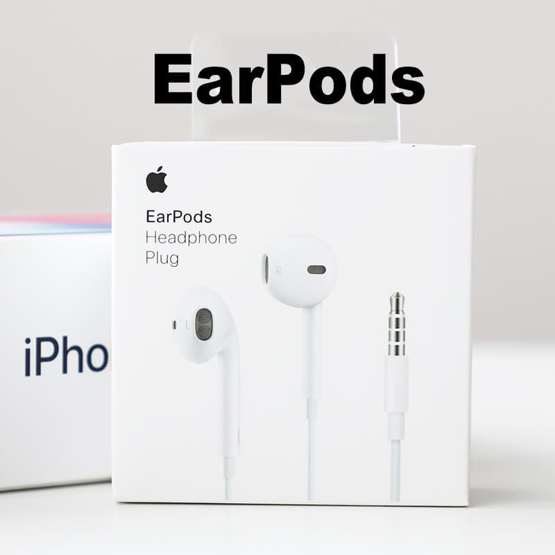 هندزفری اصلی (اورجینال) اپل مدل EarPods جک 3.5 میلیمتری