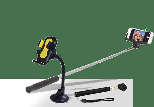 پایه و نگهدارنده گوشی و تبلت