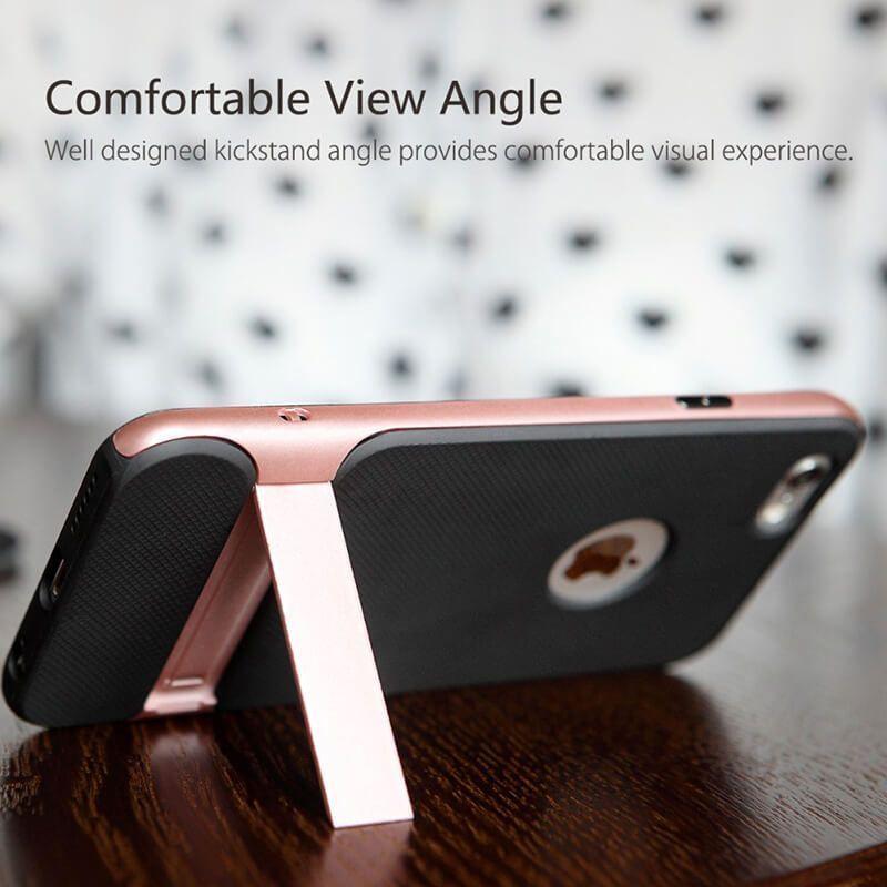 کاور راک مدل Royce Kickstand مناسب برای گوشی موبایل اپل iPhone 6s Plus و iPhone 6 Plus