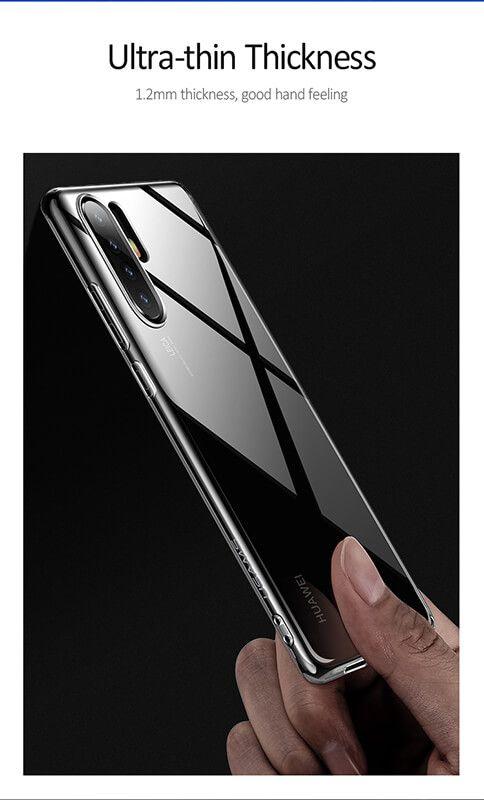کاور شفاف یوسامز مدل Primary مناسب برای گوشی موبایل هوآوی P30 Pro