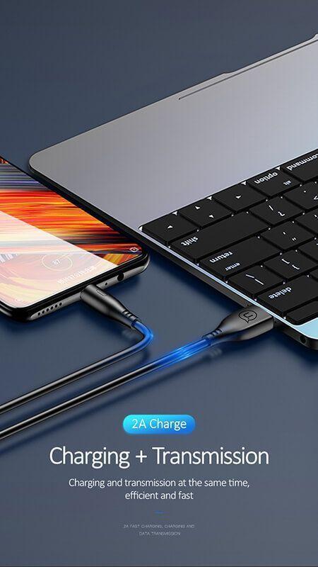 کابل شارژ (تبدیل) USB به میکرو یو اس بی یوسامز مدل US-SJ268 U18