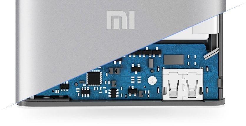 شارژر همراه شیائومی مدل Mi ظرفیت 5000 میلی آمپر