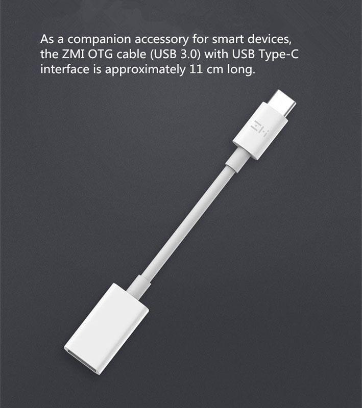 تبدیل USB Type-C به OTG زد ام آی مدل AL 271